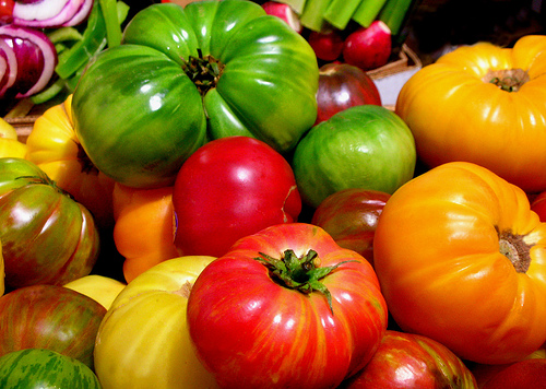 Heirloom Tomato Secrets